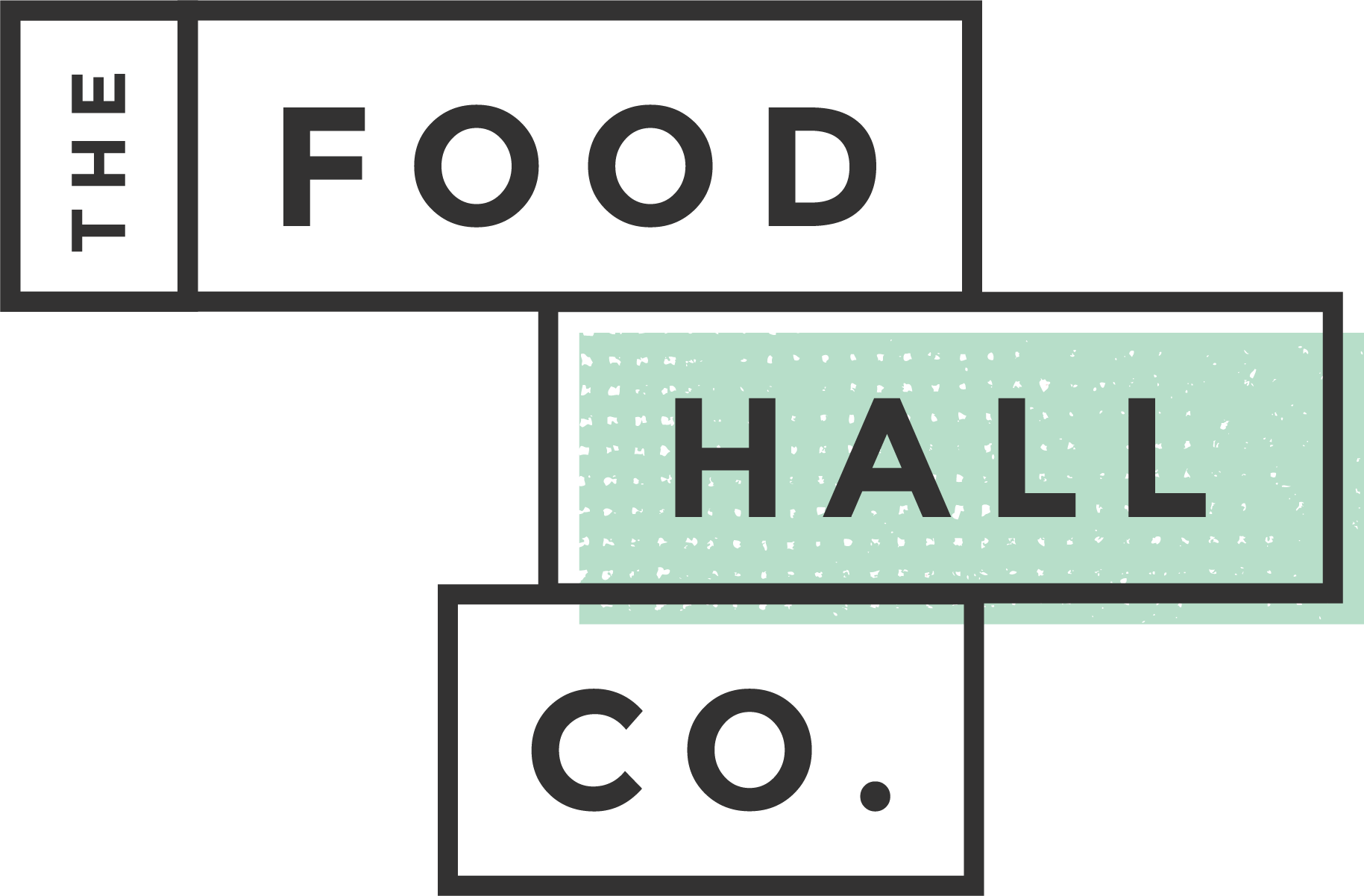The Food Hall Co. logo-responsive logo